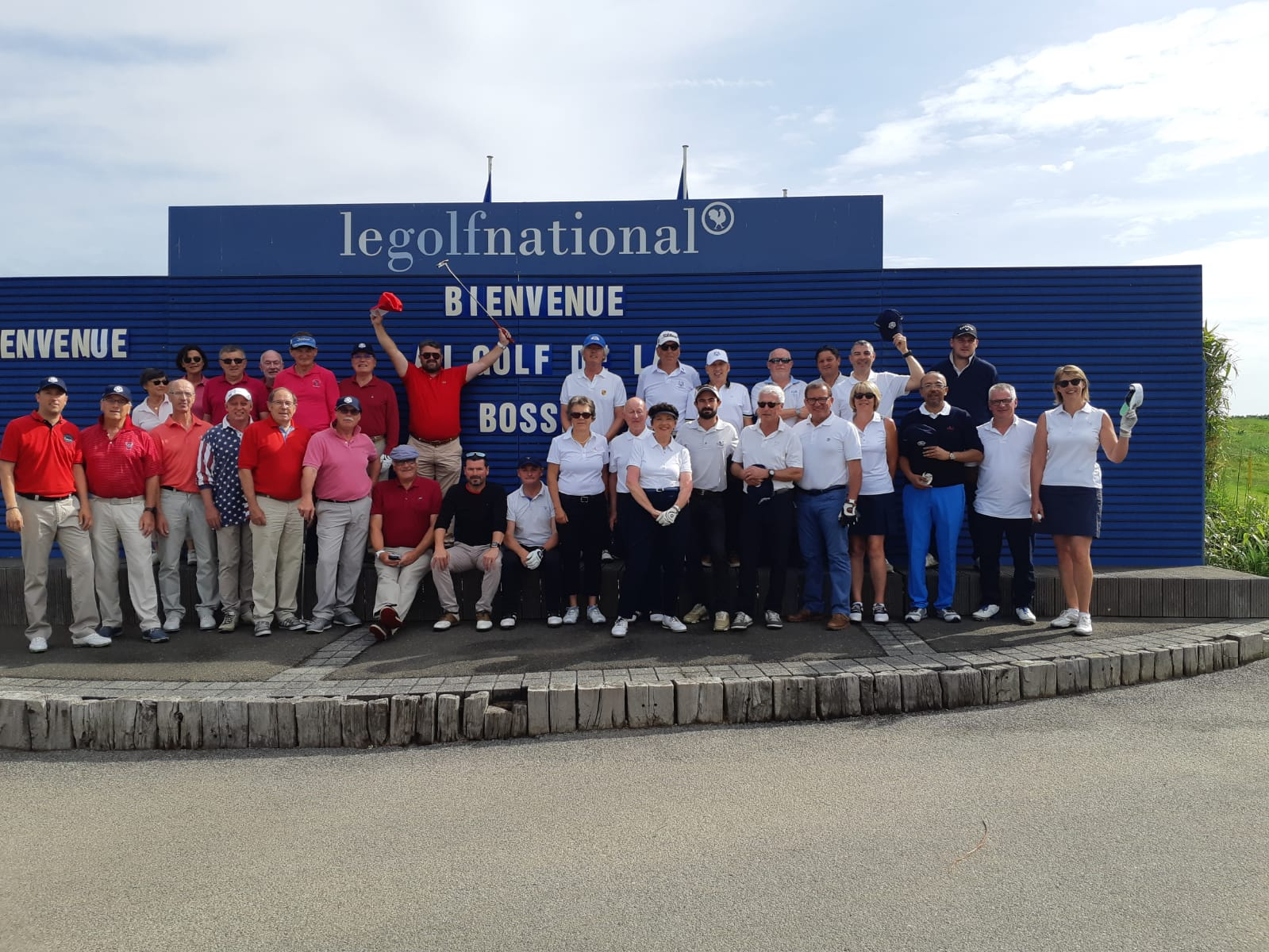Groupe golf national