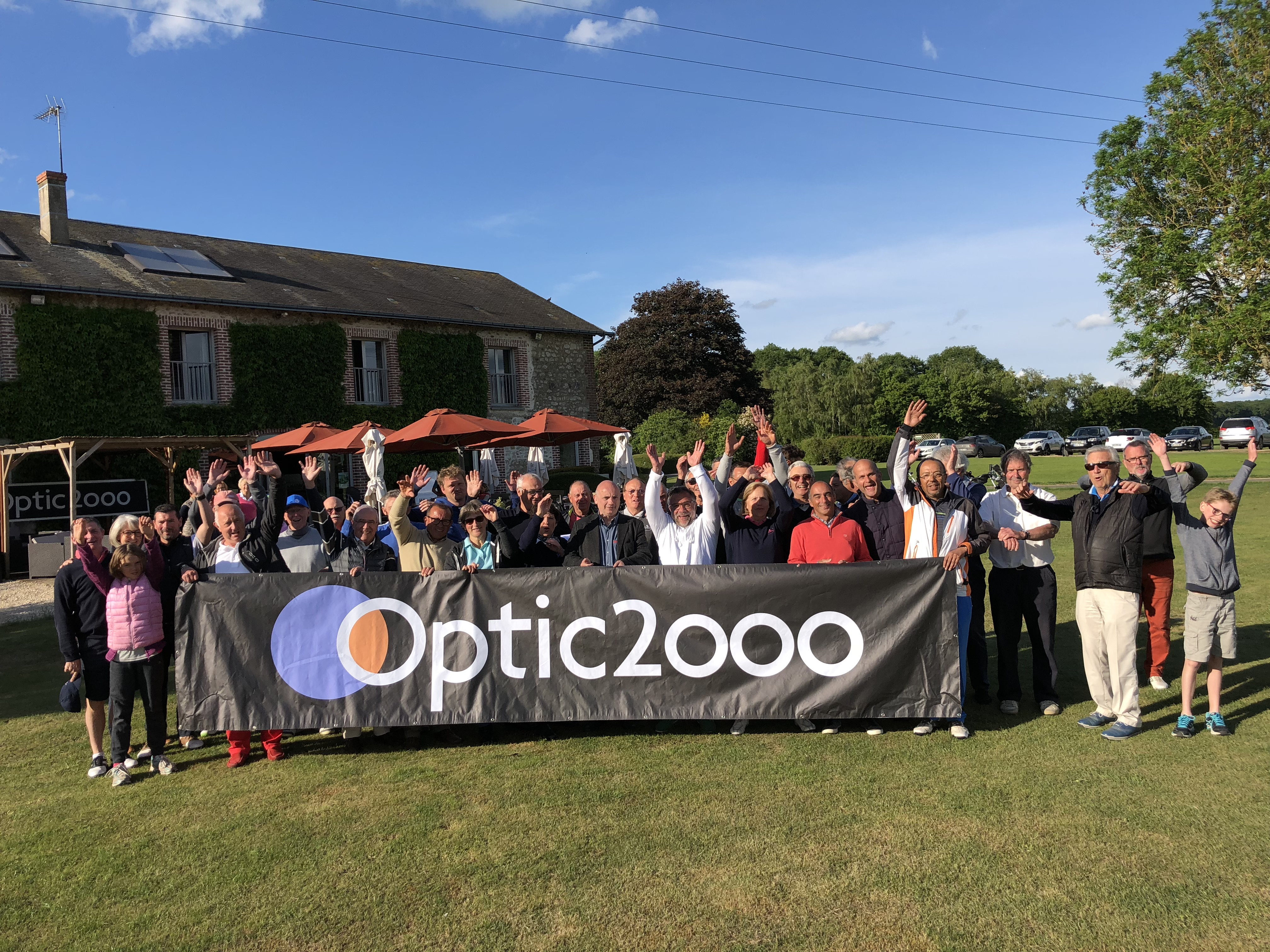 Photo de groupe 2 Optic 2000