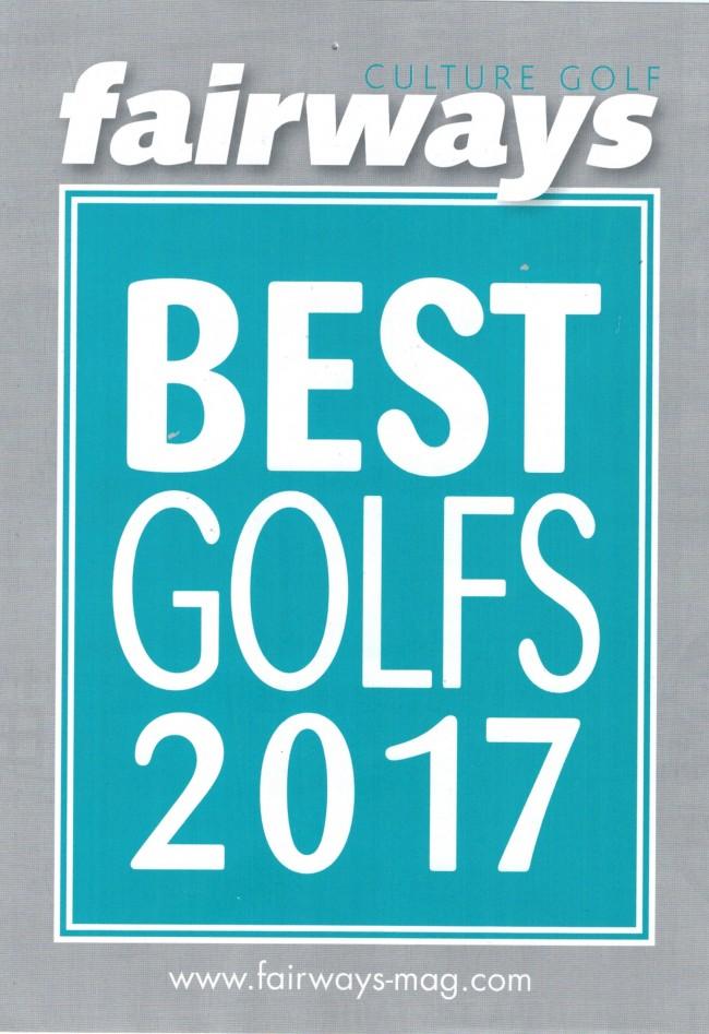 Best Golf 2017
